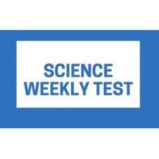 Weekly Science Class 7th