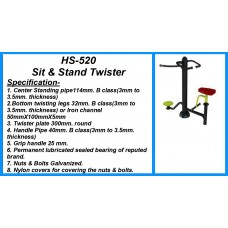 Sit & Stand Twister